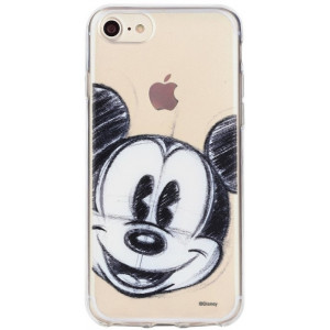Silikónové pouzdro Mickey Mouse - Apple iPhone X / Xs